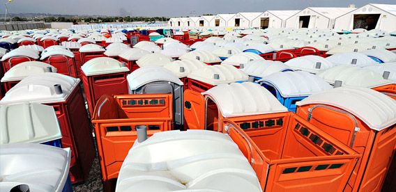 Champion Portable Toilets in Cleveland, OH
